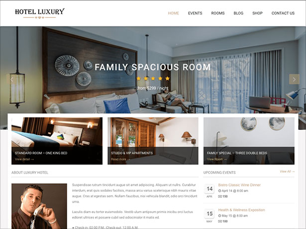 Hotel-Luxury-powerful-WordPress-theme-for-restaurant