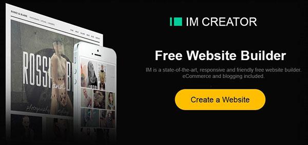 IM-Creator-Webiste-Builder