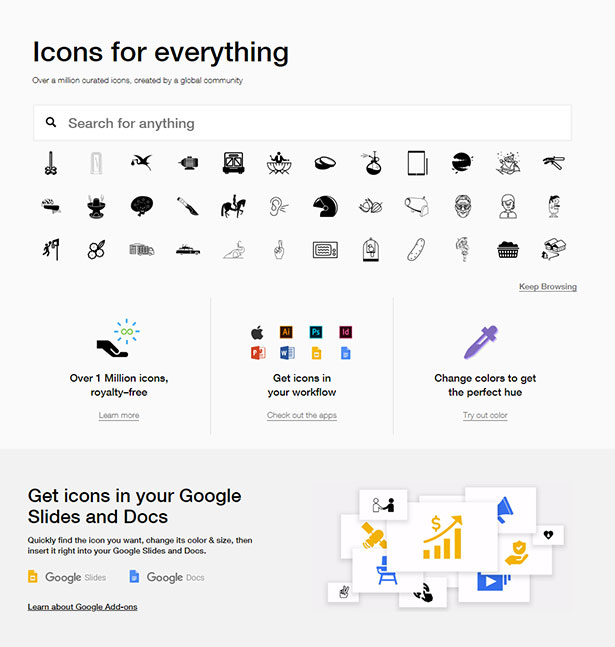 Icons-For-Everything