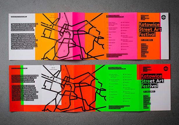 Katowice-Steet-Art-Festival-Brochure-Design-2