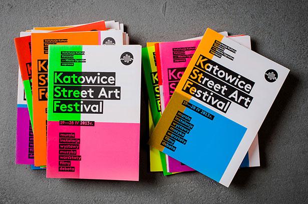 Katowice-Steet-Art-Festival-Brochure-Design