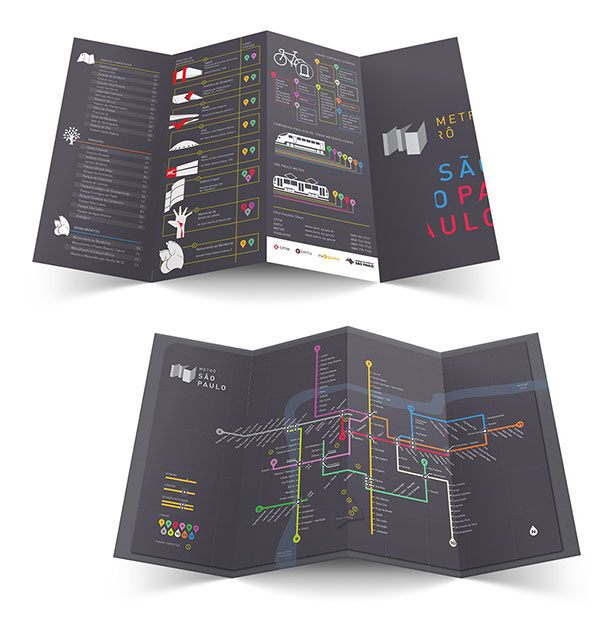 Metro-Sao-Paulo-Brochure-Design