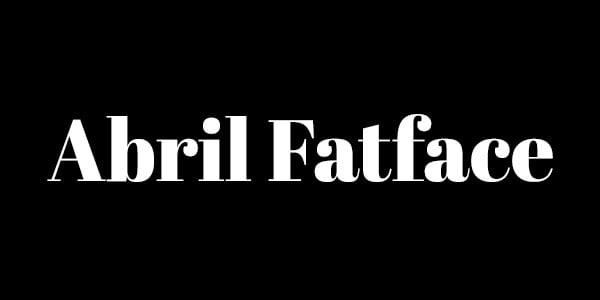 Free-Abril-Fatface-Bold-Serif-Font-Download