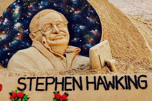 Tribute to Stephen-Hawking