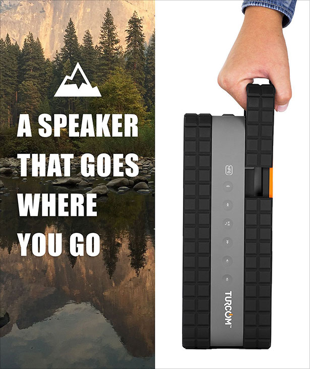 Turcom-AcoustoShock-30-Watt-Rugged-Water-Resistant-Wireless-Bluetooth-Speaker-2
