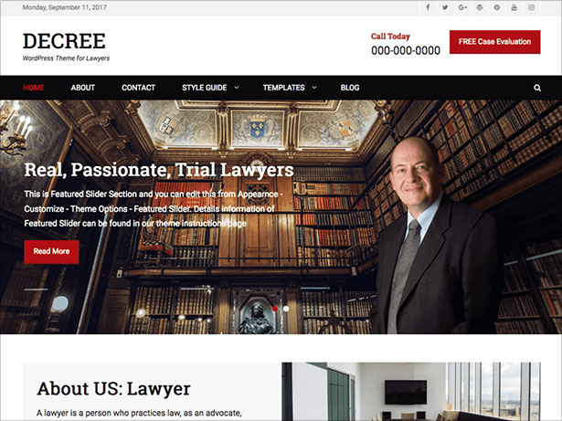 Decree-simple-WordPress-theme-for-Lawyers,-Law-Firm-and-Attorney-website