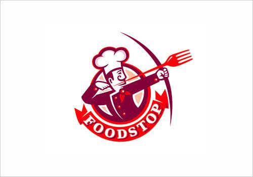 Food-Store-Logo-Design