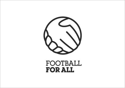 Football-for-all-logo-design