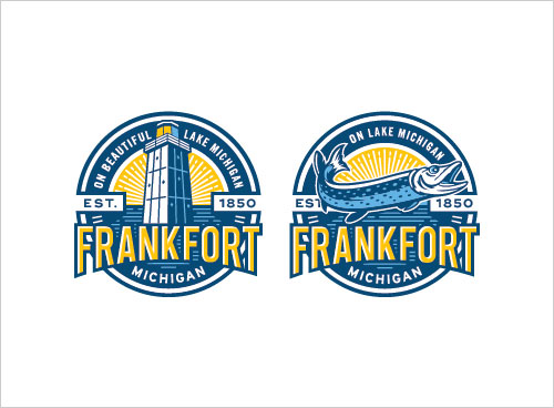 Frankfort-Michigan-circular-Logo