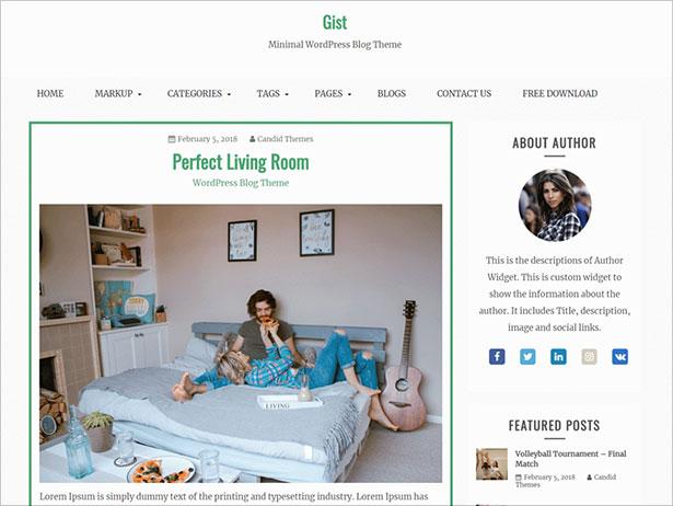 Gist-WordPress-theme-2018-for-news-and-Magazine