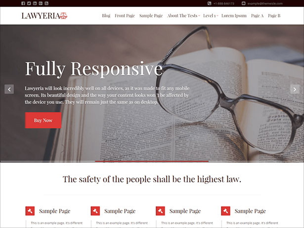 LawyeriaX-Lite-wp-theme-for-layers,-law-related-websites-and-business-agencies