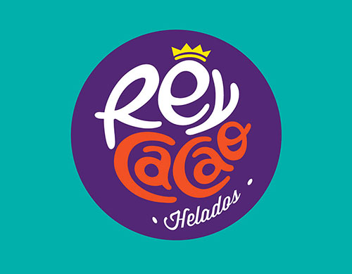 Rey-Cacao-Ice-cream-Logo-Design