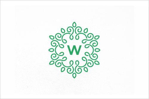 Welwer-Circular-Logo-Design