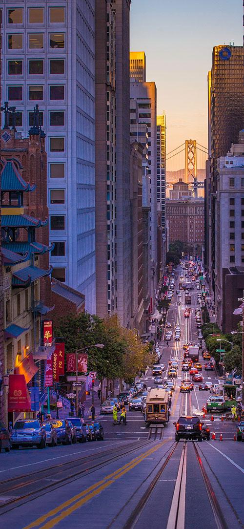 City-Street-Apple-iPhone-X-Wallpaper