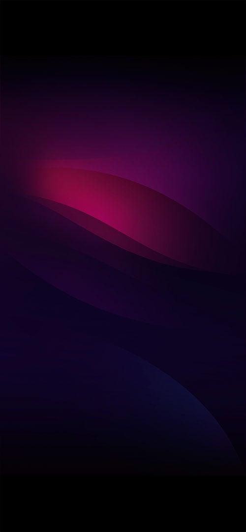 Darkest-Apple-iPhone-X-Wallpaper