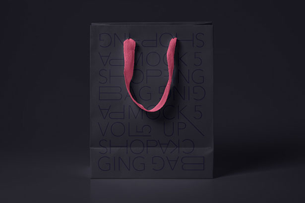 Free-Black-Psd-Shopping-Bag-Mockup