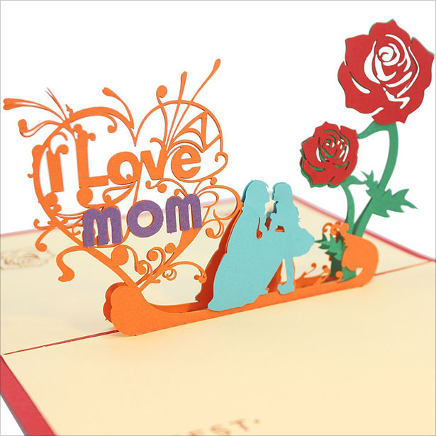 10 the best 3d pop up mother s day greeting cards 2018 for mom for Pop up birthday cards for mom