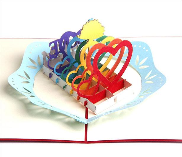 Paper-Spiritz-3D-Mother's-Day-Card-Handmade-Thank-You-Mom-Card
