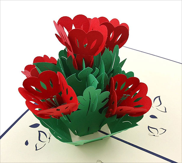PopLife-Flower-Bed-3D-Pop-Up-Greeting-Card