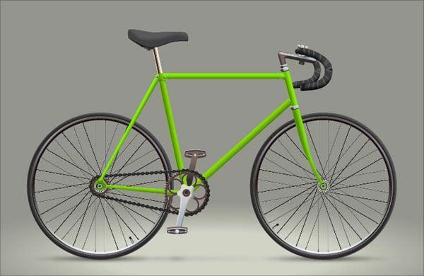 Bicycle-Adobe-Illustrator-Tutorial