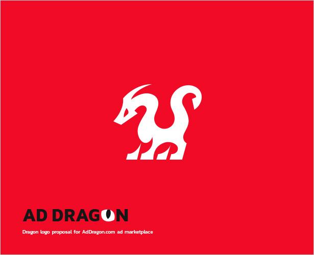Dragon-Logo-Design