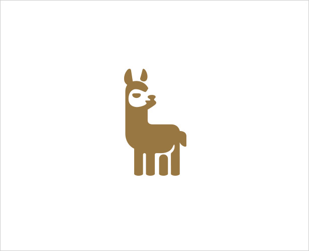 Llama-Logo-Design