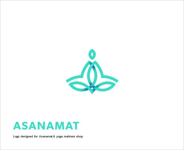 Modern-Yoga-Logo-Design-Idea
