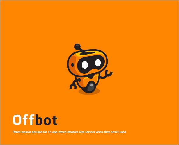 Robot-Logo-Design