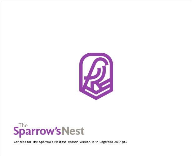 Sparrow-Logo-Design