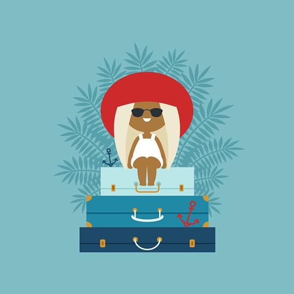 Summer-Vacation-Illustration-Adobe-Illustrator-Tutorial-