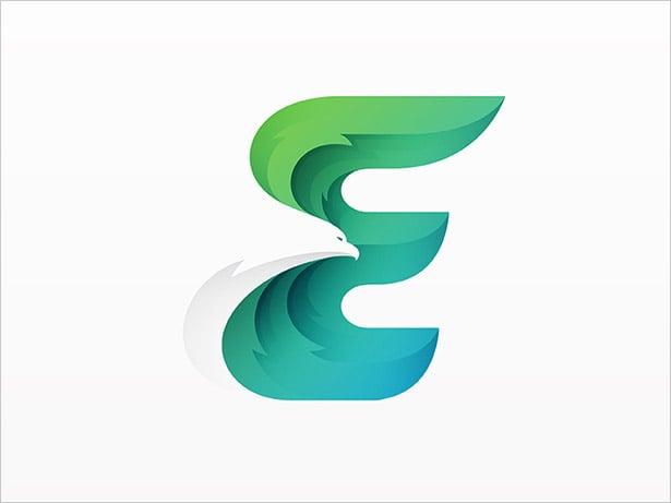 E-Letter-Logo-Design