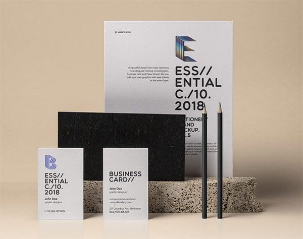 Essential-Stationery-Psd-Mockup
