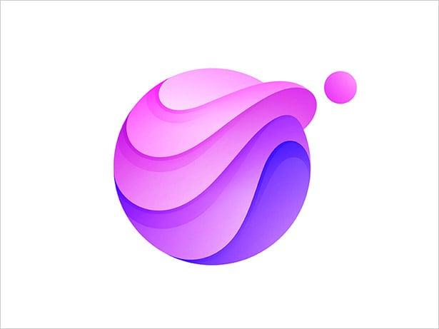 Fluid-Logo-with-shadow-gradients
