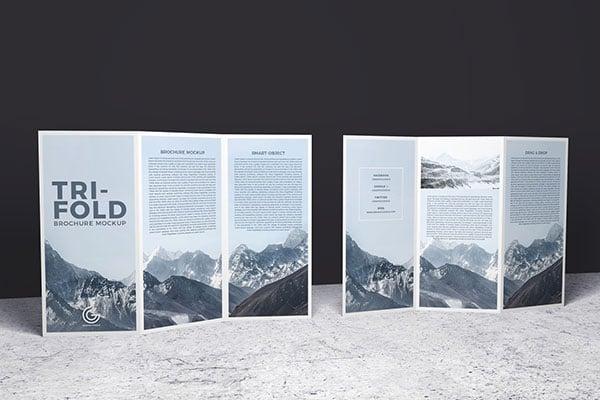 Free-2-Sided-Tri-Fold-Brochure-Mockup-PSD