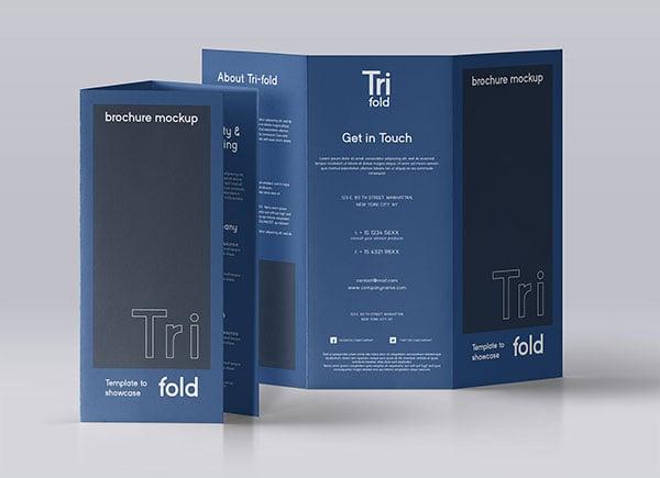 Free-A4-Size-Tri-Fold-Mockup-PSD