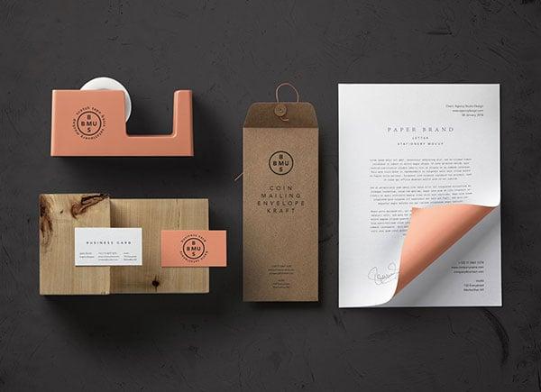 Free-Basic-Stationery-Branding-Mockup-PSD