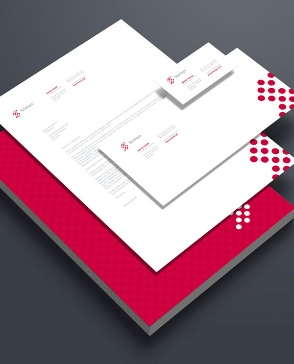 50 Free Professional Stationery / Corporate Identity