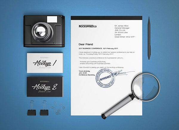 Free-Elegant-Brand-Identity-Stationery-Mockup-PSD
