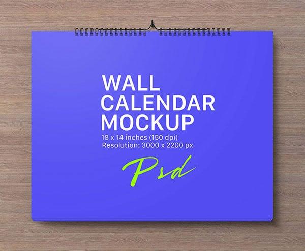 Free-Landscape-Wall-Calendar-Mockup-PSD