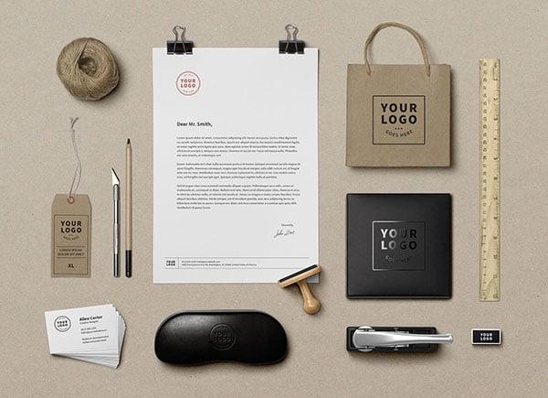 Free-Premium-Corporate-Identity-Mockup-Stationary-Mockup-PSD