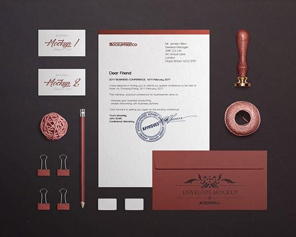 Free-Premium-Stationery-Branding-Mockup-PSD-Files
