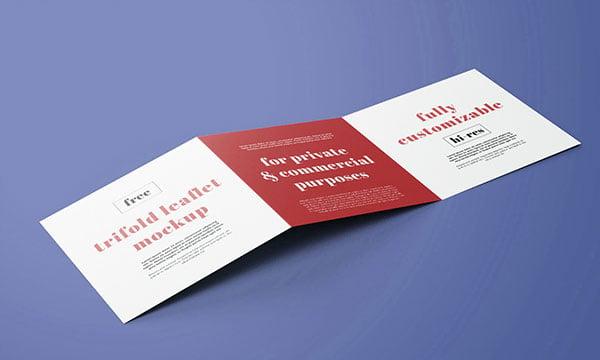 Free-Square-Tri-Fold-Brochure-Mockup-PSD-Set-2