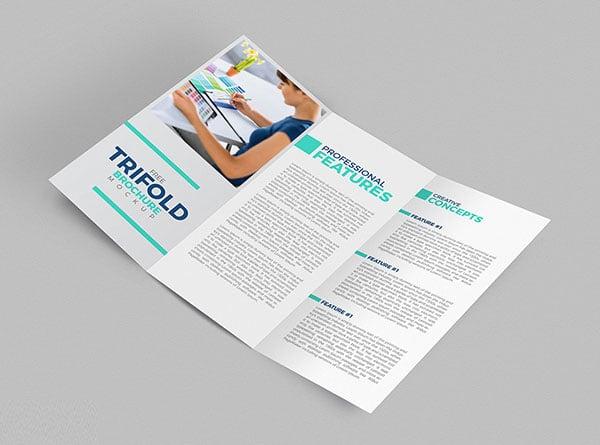 Free-Tri-Fold-Brochure-Mockup-PSD-Template