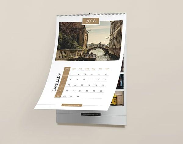 Calendario Din A4.30 Best Free Table Desk Tent Wall Calendar Mockup Psd Files