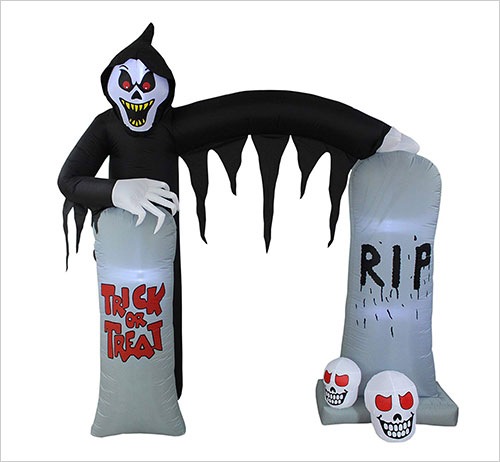 Halloween-Inflatable-Ghosts-Skeleton-Grim-Reaper-Archway