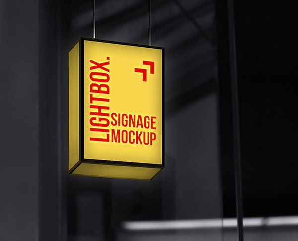 Hanging-Lightbox-Signage-Mockup