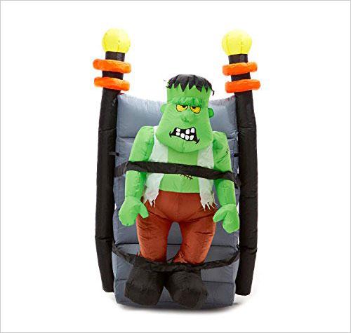Inflatable-Shaking-Halloween-Frankenstein-Monster---5-Feet-Tall---Animated-Shaking