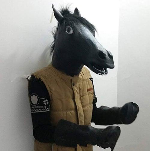 Latex-Black-Horse-Head-Mask-Halloween