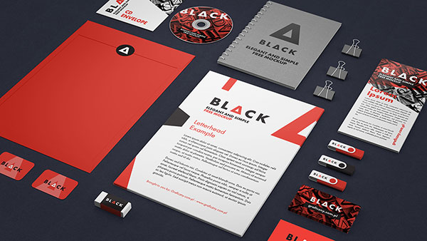 Mockup-Corporate-identity-Free