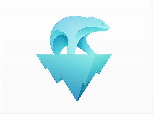 Polar-Bear-Logo-Design
